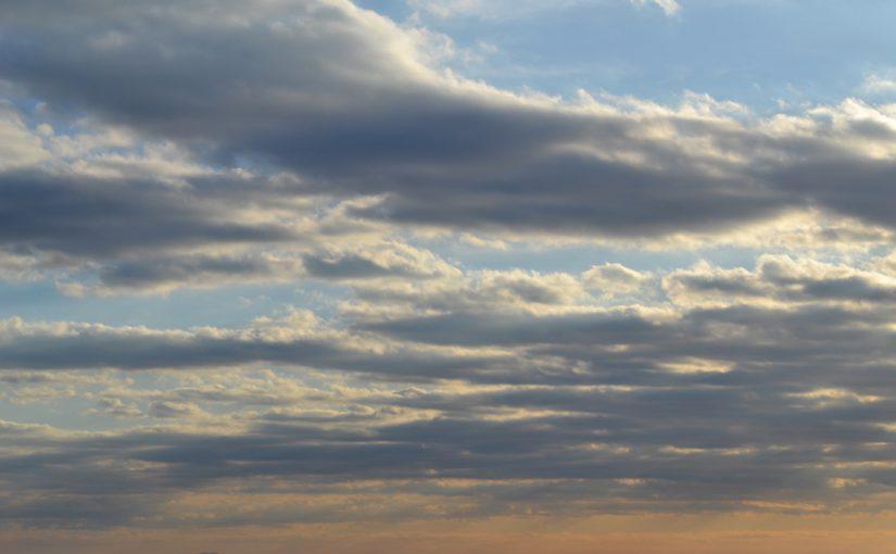 空の雲 撮影 戸田光祐|ものづくりの話